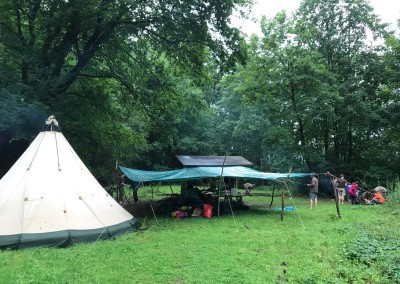 Jägercamp 1