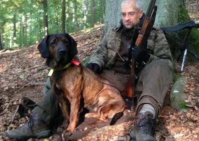 Jagd Lieblingsjagdart