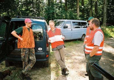 Jagd Planung