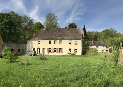Rottstock Häuser Panorama