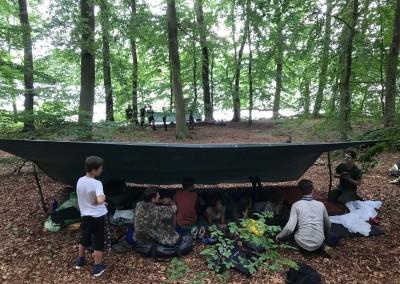 Scoutcamp 1